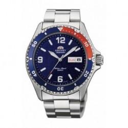 Reloj Orient Automatico 147-FAA02009D9, analogico, acero