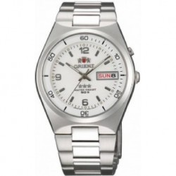 Reloj Orient automatico 147-FEM6H00TW9 analogico, acero