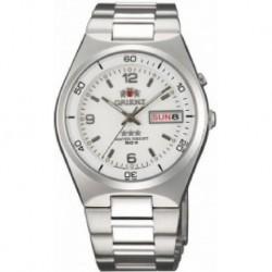 Reloj Orient automatico 147-FEM6H00TW9 reloj analogico, acero