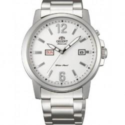 Reloj Orient automatico 147-FEM7J008W9 analogico, acero