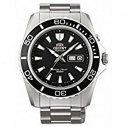 Reloj Orient automatico 147-FEM75001BV analogico, acero