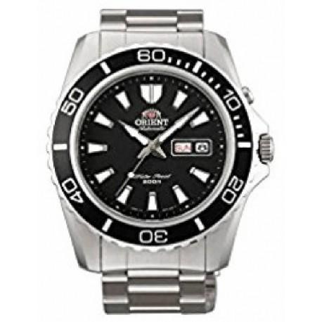Reloj Orient automatico 147-FEM75001BV reloj analogico, acero
