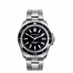 Reloj Viceroy hombre 432297-57 acero, analogico
