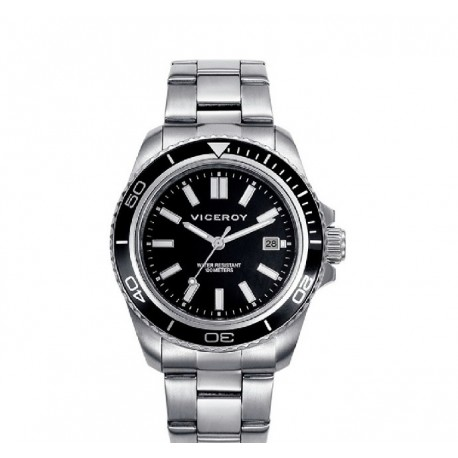 Reloj Viceroy hombre 432297-57 acero, reloj analogico