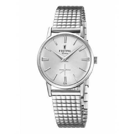 Reloj Festina mujer F20256/1 acero, analogico
