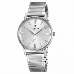 Reloj Festina hombre F20250/1 acero, analogico