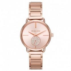Reloj Michael Kors mujer MK3640 acero, analogico, rose