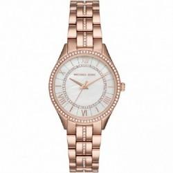 Reloj Michael Kors mujer MK3716 acero, rose, analogico