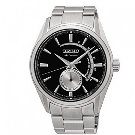 Reloj Seiko hombre Presage SSA305J1EST, reloj analogico, acero