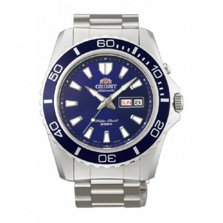 Reloj Orient automatico FEM75002D6, analogico, reloj de acero