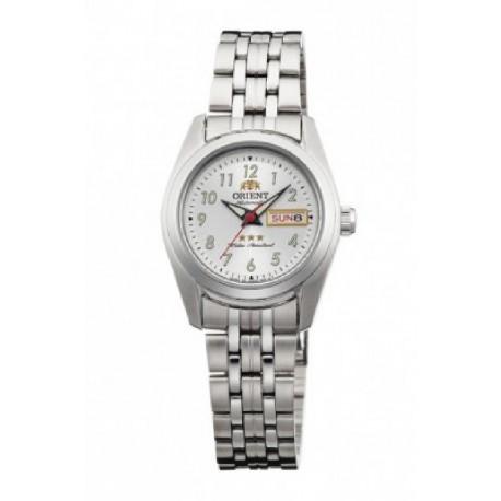 Reloj Orient automatico 147-SNQ23005S8, analogico, reloj de acero