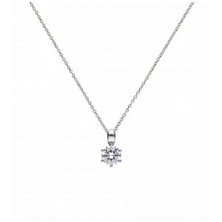 Collar plata mujer Dimonfire circonita 6.25MM 1310001098