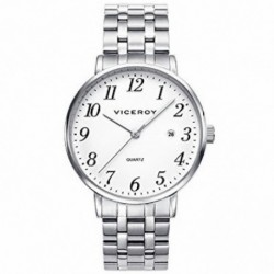 Reloj Viceroy hombre 42235-04 reloj analogico, acero