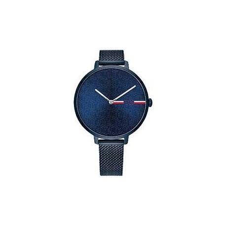 Reloj Tommy Hilfiger mujer  1782159 reloj analogico, ip azul