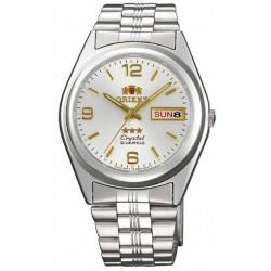 Reloj Orient automatico 147-FAB04004W9 acero, reloj analogico