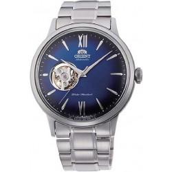Reloj Orient automatico 147-RA-AG0028L10B acero, reloj analogico