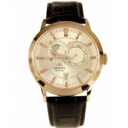 Reloj Orient automatico 147-FET0P001W0 rose, reloj analogico