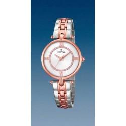 Reloj Festina mujer F20316/2 bicolor, acero, reloj analogico
