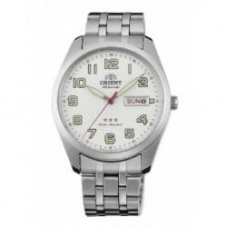Reloj Orient automatico 147-RA-AB0025S19B, acero, reloj analogico