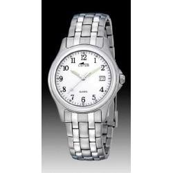 Reloj Lotus hombre 15150/A acero, reloj analogico