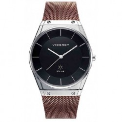 Reloj Viceroy hombre 42321-57 solar, acero, reloj analogico