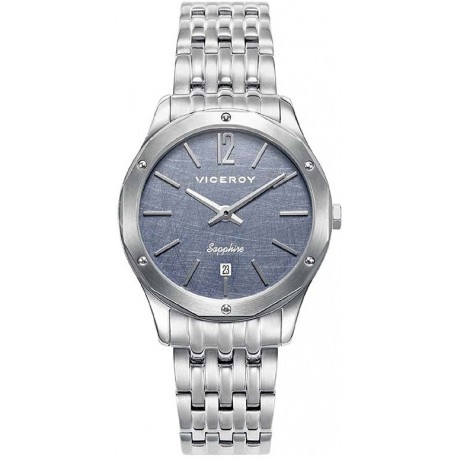 Reloj Viceroy mujer 471134-35 acero, reloj analogico, cristal zafiro