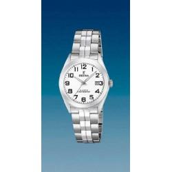 Reloj Festina mujer F20438/1 acero, reloj analogico