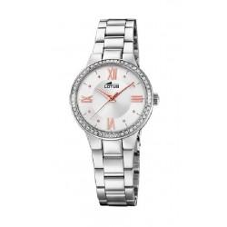 Reloj Lotus mujer 18391/1 acero, reloj analogico