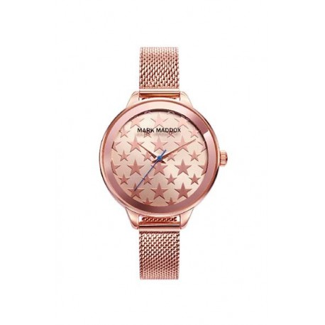 Reloj Mark Maddox MC6008-98 ip rose, reloj analogico