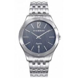 Reloj Viceroy 471129-35 Grand, cristal zafiro, reloj analogico, acero