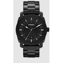 Reloj Fossil hombre FS4775 ip negro, acero, reloj analogico