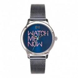 Reloj Mark Maddox MM7103-30 acero, mujer, reloj analogico