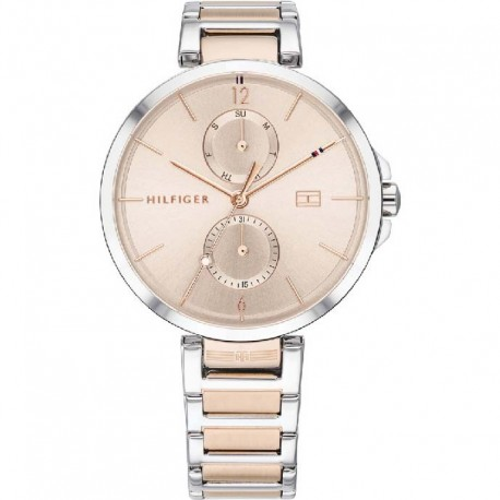 Reloj Tommy Hilfiger mujer 1782127 reloj analogico, bicolor