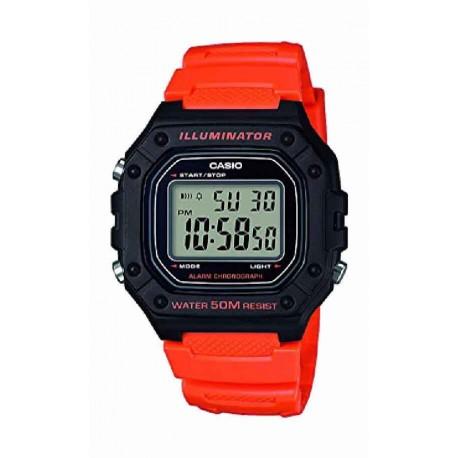 Reloj Casio hombre W-218H-4B2VEF