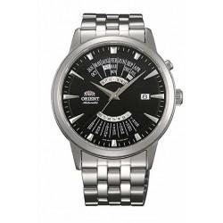 Reloj Orient automatico FEU0A003BH reloj analogico, acero
