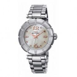 Reloj Sandoz mujer 72568-70 acero, analogico