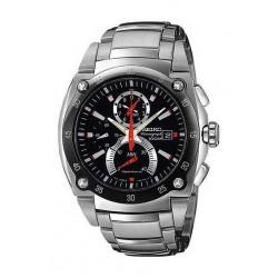 Reloj Seiko hombre SPC001 Sportura, acero, reloj analogico