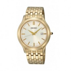 Reloj Seiko hombre SKK704P1 dorado, reloj analogico