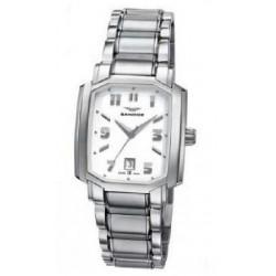 Reloj Sandoz hombre 81264-00 analogico, acero