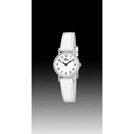 Reloj Lotus 18409/3  acero, reloj analogico mujer, niña