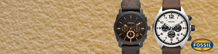 Relojería Palero - Fossil